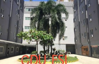 CDU ESL Cebu school building