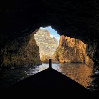 cave in malta